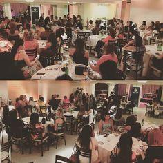 Chá de Mulheres do Defesa da Fé.  #chademulheres #womensconference