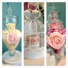 """Photo 1 of 13: PINK & WHITE VINTAGE / Bridal/Wedding Shower """"MAREES BRIDAL SHOWER"""" 