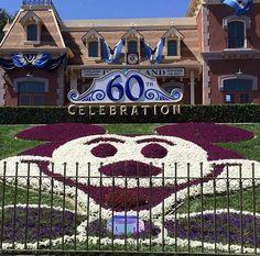 Disneyland's Diamond Anniversary