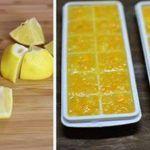 Ecco Perchè Devi Cominciare a Congelare Il Limone, Il Motivo ti Sorprenderà