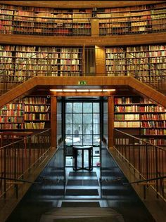 Public Library of Stockholm #libraries