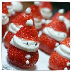 Fresas de navidad… :-)