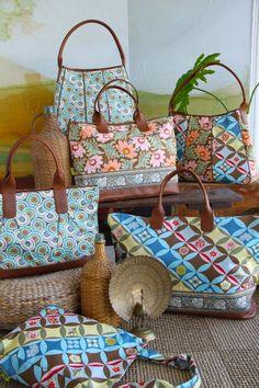 Amy Butler bags                                                                                                                                                                                 More
