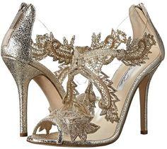 Impresionantes zapatos de Oscar de la Renta #shoes #luxury #fashion #glamour #moda #estilo #trendy #style