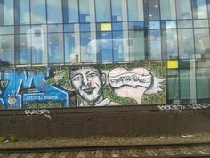 Approach to Waterloo station. RIP.