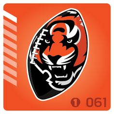 One of the PowerStickerz used to power-up your game-play in the NFL RUSH ZONE Trading Card Game. NFL Cincinnati Bengals #NFL #NFLRUSHZONE #rushzone #NFLRush #Rusher #Rusherz #NFLBooster #NFLBoosterPack #superbrandnew #SBN #tradingcardgame #tcg #Boosterpack #games #MattCullen #collectiblecard #tradingcard #Nicktoons #Megacore #PowerStickerz #CincinnatiBengals #Bengals