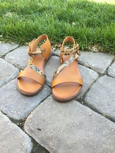 Calmly Casual sandals!  www.thehydeboutique.com