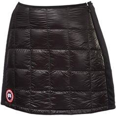 Canada Goose Hybridge Lite Skirt - Women's Black Small -- Visit the image link more details.