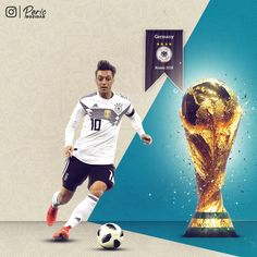 Özil Germany FIFA WORLD CUP 2018