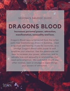 Dragon blood resin uses Wiccan Magic, Wiccan Spells, Witchcraft, Magic Herbs, Herbal Magic, Blood Magick, Reiki, Sage Smudging, Alchemy Symbols