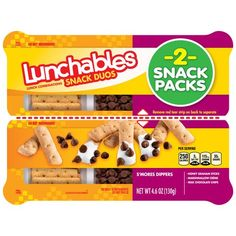 Review: Lunchables - Pancake and Bacon Dippers | Brand Eating