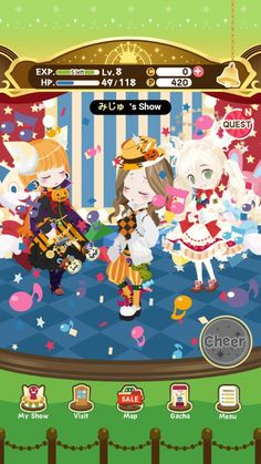 Just so cute game with kawaii clothes