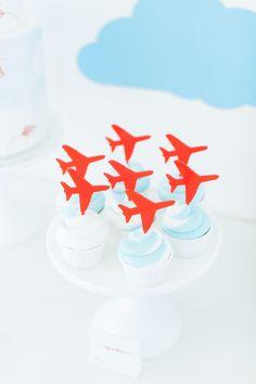Red white blue dessert bar for a 1st birthday birthday kids