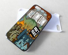 All Time Low Cover for iPhone 4/4s/5/5s/5c, Samsung Galaxy s3/s4 case