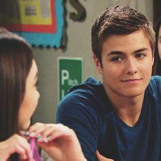 Peyton Meyer(Lucas) and Rowan Blanchard(Riley)- Girl Meets World...Rucas