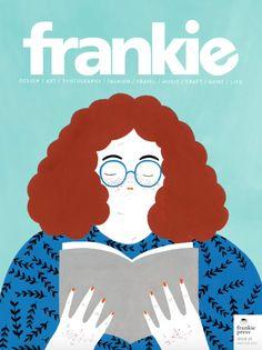 frankie magazine #65 - alessandra genualdo