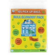 Classic Bag Green, 105 Bags, Multicolor