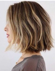 15 Short Choppy Bob Hairstyles                              …