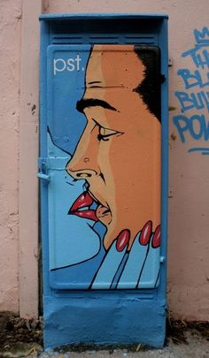PST, awesome street art, wall murals, amazing urban art, world's best street artists, free walls, graffiti.