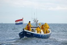 "Demonstratie motorstrandreddingboot  ""de Abraham Fock"" - Ameland, door: Bert Tijdeman"