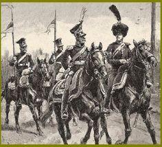 Tenues des Aides de camp polonais sous l'Empire Aide de camp avec son divisionnaire vers 1812 1. Aide de camp des généraux au règlement du 2 mars 1807 Au début de l'année 1807, les aides de camps des généraux pouvaient porter deux types d'uniformes ;...