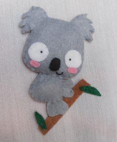 Broche Koala