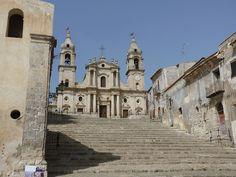 Palma di Montechiaro (Ag) - La Chiesa Madre