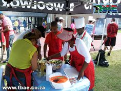 Woolworths Potjiekos Competition Team Building Cape Town