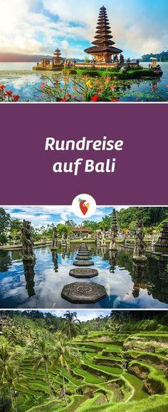 Tipps & Tricks, wie ihr eure Rundreise auf Bali gestalten könnt. Außerdem haben wir viele tolle Reise-Angebote für euch, zu günstigen Preisen. #Rundreise #Bali #Trauminsel