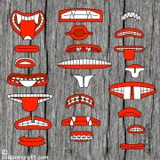 WEBSITE DEDICATED TO PAPER TOTEM POLES! GREAT RESOURCE!