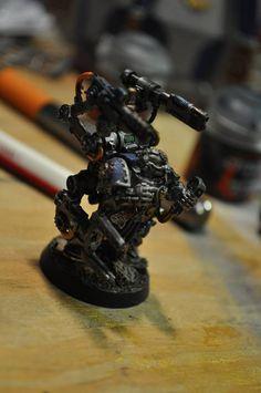 Warhammer 40k Astral Claws Army Space Marines - Techmarine