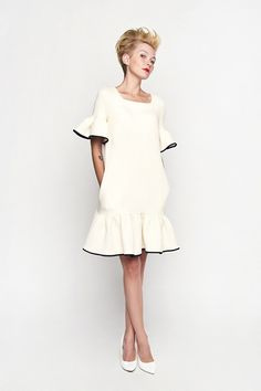 FALBALA w Szyjemy Sukienki na DaWanda.com