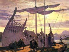 Gandalf ships