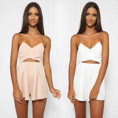 Wake Up Playsuits from Peppermayo.com