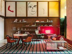 Room Mate Giulia, Milan, 2016 - Patricia Urquiola