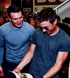 Evans and Renner
