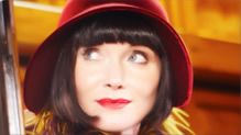 Miss Fisher's Murder Mysteries on PBS (based in 1920s Australia)