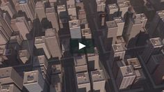 Blender tutorial showing you how to create a city in Blender.