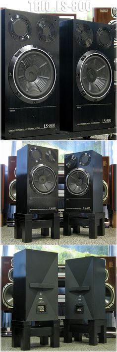 InJapan.ru — ... TRIO LS-800 тюнинг * Система (подставка 1 пара в комплекте) — просмотр лота Sound Wall, Radios, Monitor Speakers, High End Audio, Hifi Audio, Speaker System, Loudspeaker, Audiophile, Auction
