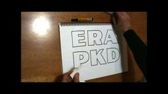 Draw perfect lettering with this easy method