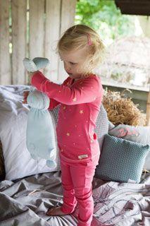 Stars girls pyjamas