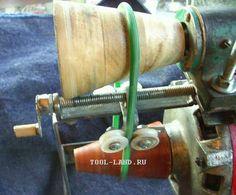 Folosirea unei centuri cu o secțiune transversală circulară