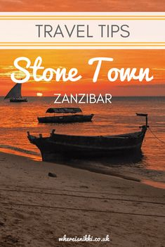 Magical Stone Town - Things To See and Do (2)
