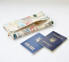 Family passport holder travel document holder passport wallet 6 passport wallet document organizer family passport holder travel gifts travel accessories passport case map print world map gumiabroncs Image collections