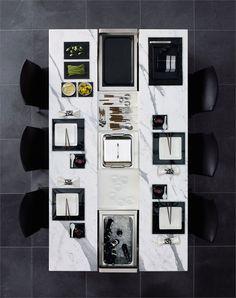 Extending dining table | Draenert