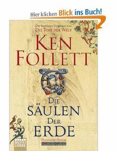 Die Säulen der Erde. Roman: Amazon.de: Ken Follett, Jürgen Speh, Gabriele Conrad: Bücher