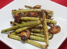 This Green Beans and Mushrooms with Balsamic Glaze recipe is amazing. The balsamic glaze really makes these beans POPS! Also, I show you how to save at the