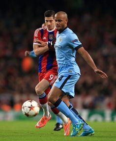 Vincent vs Bayern Munich