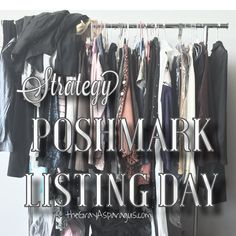 Before you can understand my need for a Poshmark Listing Day there is something else you need to know… Let me describe a typical morning in my life. I wake up around 4am and immediate take out the dog, starting the coffee pot on the way out. Upon our return, I feed the dog, grabRead more