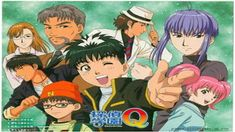 Detective, Nisekoi, Manga Games, Anime, Animation, Fictional Characters, Kamen Rider, Art, Icons